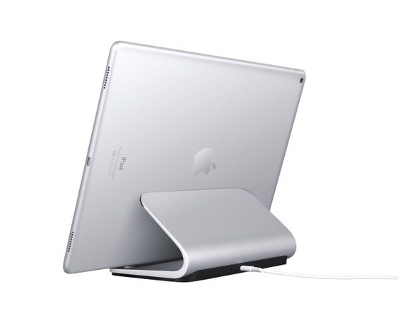 iPad Pro Charging Stand with Smart Connector Technology
