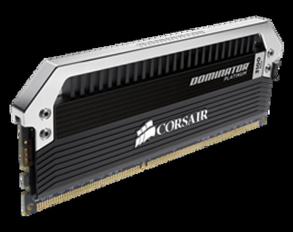 CORSAIR Dominator Platinum 16GB (2x8GB) DDR4 DRAM DIMM 3200MHz Unbuffered 16-18-18-36 1.35V XMP 2.0