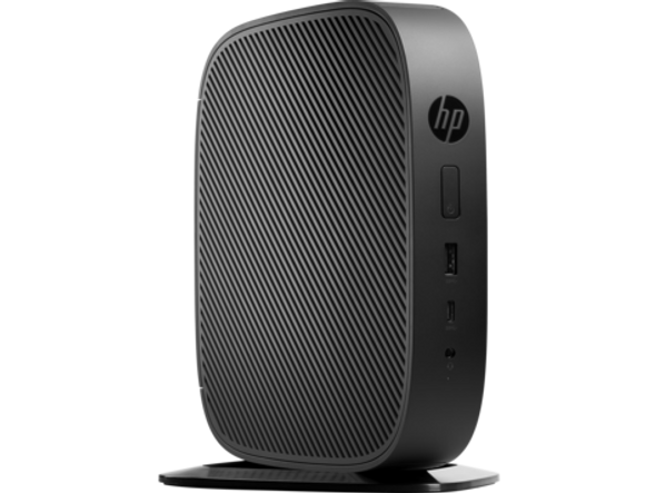 HP T530 AMD GX-215JJ 1.5 GHz, 8 GB, 32GB, Embedded APU, No WiFi, Win 10 IoT 64-bit