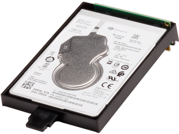 HP Secure High Prformnce Hard Disk Drive