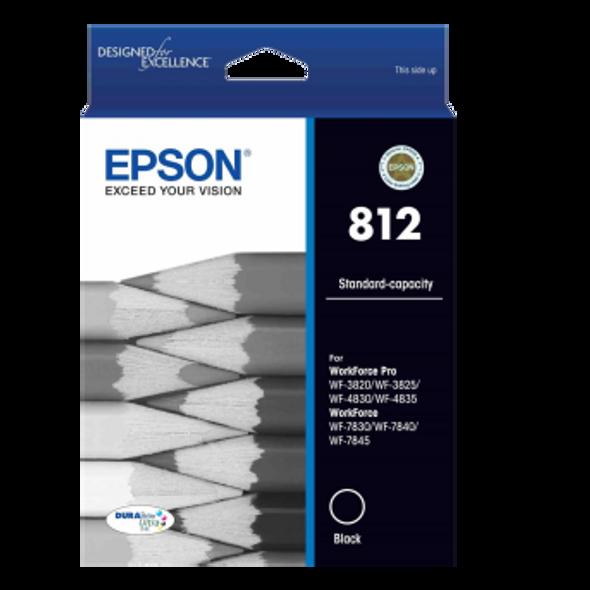 Epson 812 Black Ink