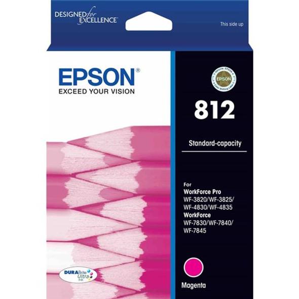 Epson 812 Magenta Ink