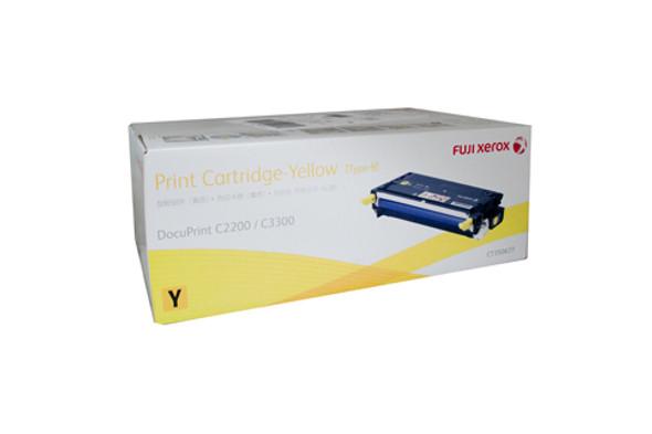DPC2200/3300DX; YELLOW PRINT CARTRIDGE 9K DAMAGED CARTON