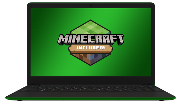 "Leader Companion 402 - Minecraft Edition - 14"" HD, Intel J4105, 4Gb ram, 64GB storage, Windows 10 S"