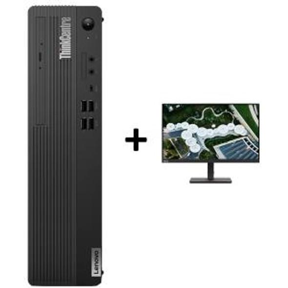 Lenovo THINKCENTRE M70S-1 SFF Desktop & Monitor