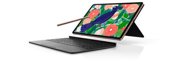 Samsung Galaxy Tab S7+ 4G 128GB Mystic Silver Tablet