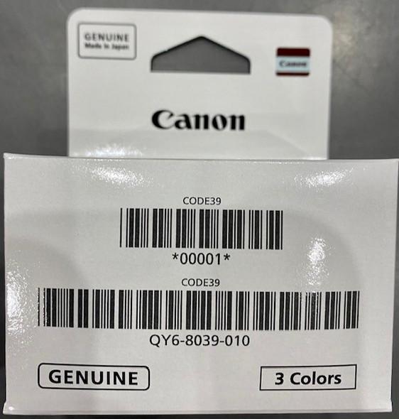 Canon Genuine Printhead QY6-8039 Colour Megatank Gseries