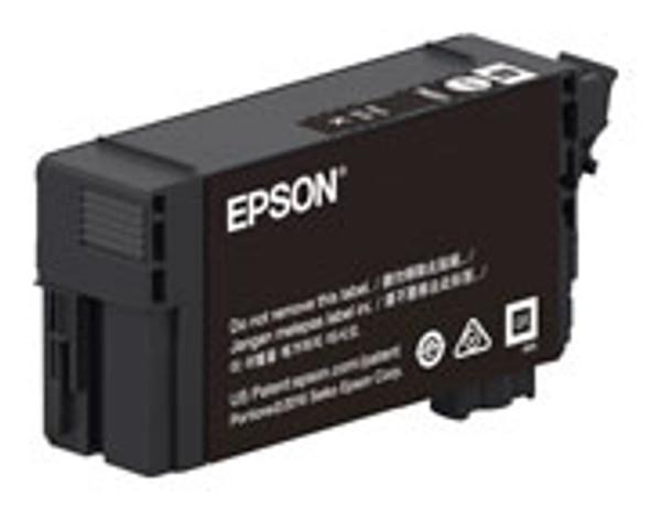 Epson UltraChrome XD2 50ml Black Pigment Ink Cartridge