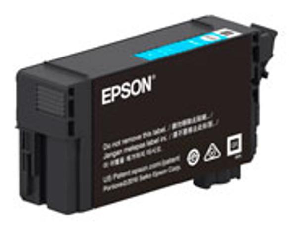 Epson UltraChrome XD2 50ml Cyan Pigment Ink Cartridge
