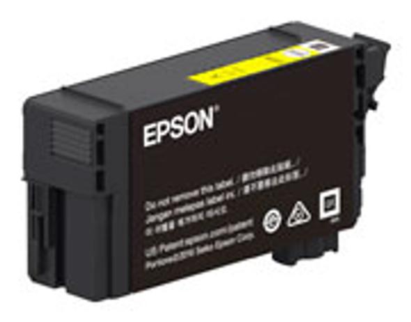Epson UltraChrome XD2 50ml Yellow Pigment Ink Cartridge