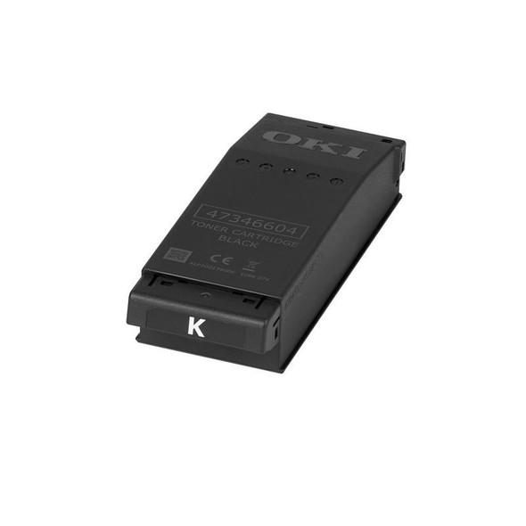 Oki C650DN Black Toner