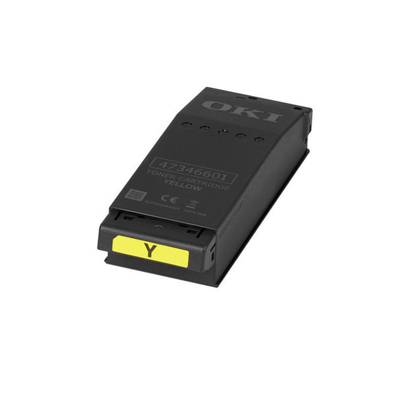 Oki C650DN Yellow Toner