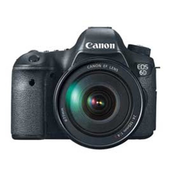 ENTHUSIAST RANGE EOS 6D ADVANCED KIT (WITH EF 24-70MM F/4L IS USM LENS)