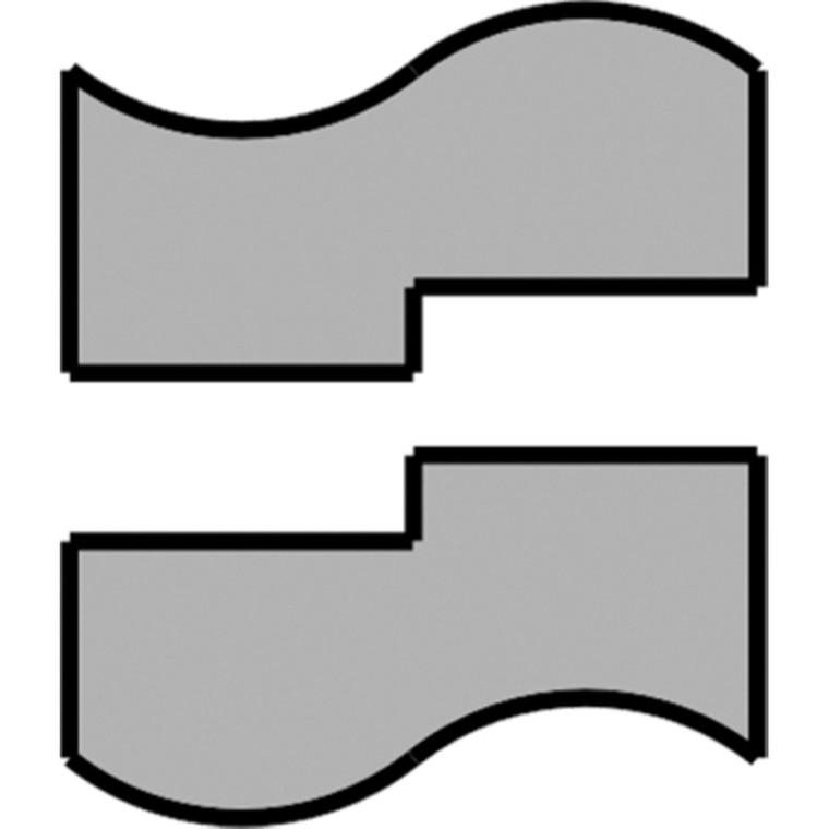 Standard Step Roll 45 degree