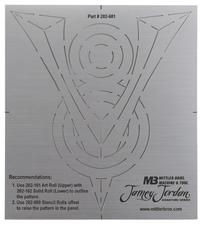 V8 Stencil