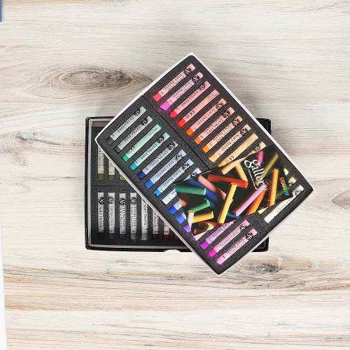 Extra-Fine Soft Pastels Set - 60 Colors