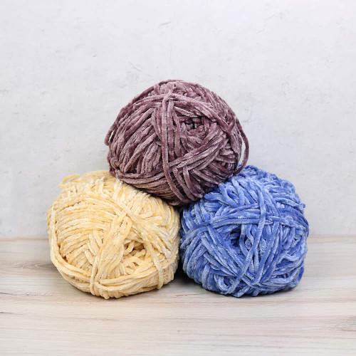 Velvert Yarn