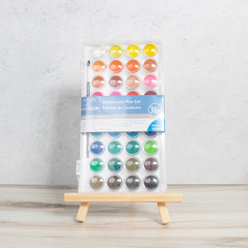 Watercolor Pan Set