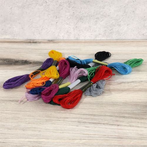 7 Meter Embroidery Floss