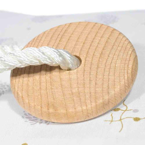 Craft County Disc Wood Beads - Main