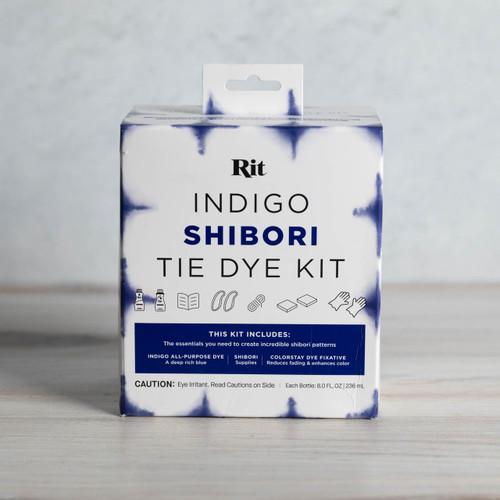 Rit Dye - Shibori Tie Dye Kit - Front