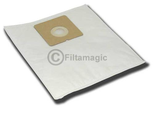 Aldi Delta 1288 Purefilta HEPA Vacuum Cleaner Bag Pack (5)