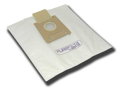 Bosch Type G ALL Purefilta HEPA 3D Vacuum Cleaner Bag Pack (5)