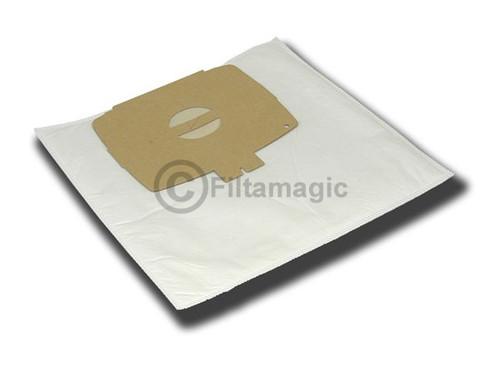 Electrolux Turbomatic Purefilta HEPA Vacuum Cleaner Bag Pack (5)