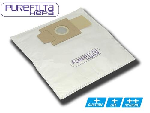 Morphy Richards Handy Purefilta HEPA Vacuum Cleaner Bag & Filter Pack (5)