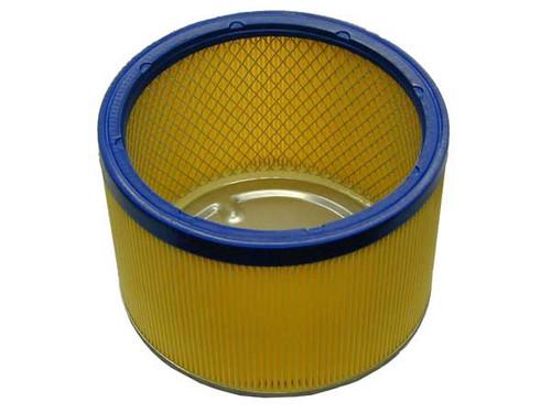 Euroclean UZ934 Canister Cleaner Cartridge Filter