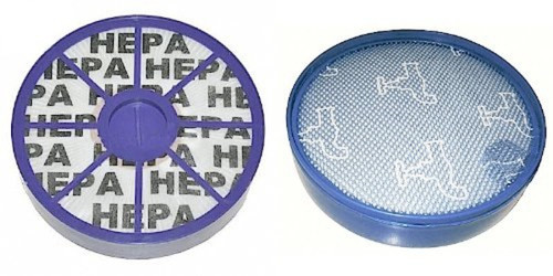 Dyson DC19,DC21,DC22 & DC29 Washable and HEPA Filter Pack (1+1)