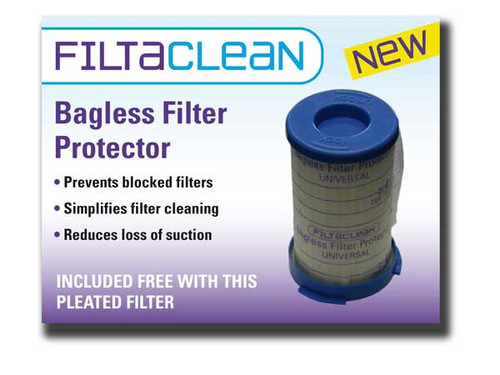 Electrolux EF75B Filter Pack with FiltaClean