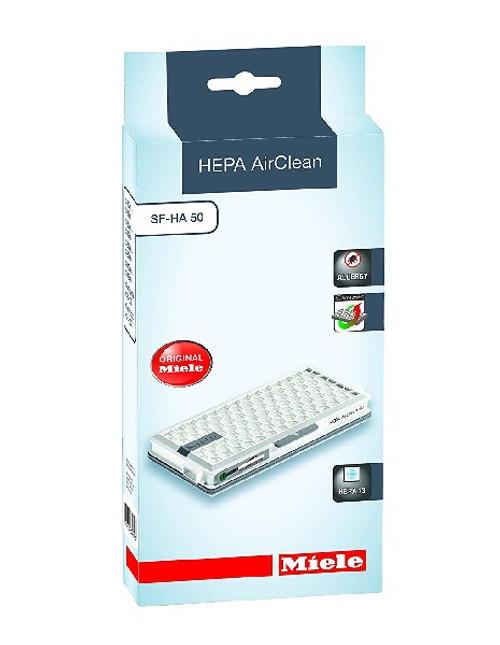 Genuine Miele SF HA 50 HEPA AirClean Filter with TimeStrip