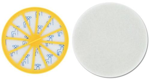 Dyson DC04 MEMA & Post filter pad Pack (1+1)