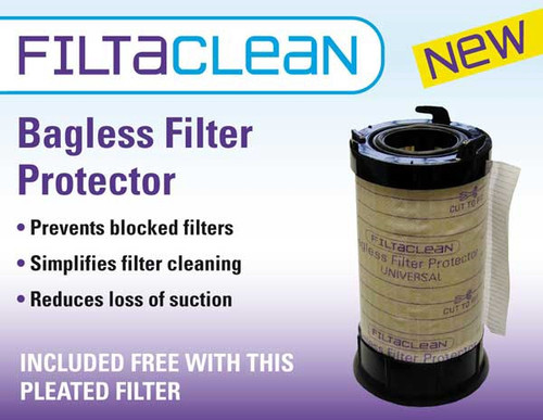 Electrolux EF86B Filter Pack with FiltaClean