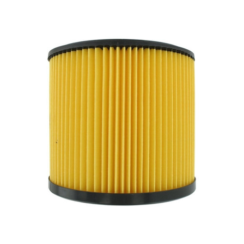 Universal Cartridge Filter 165mm tall Dry use only for Canister Vacuum Cleaners