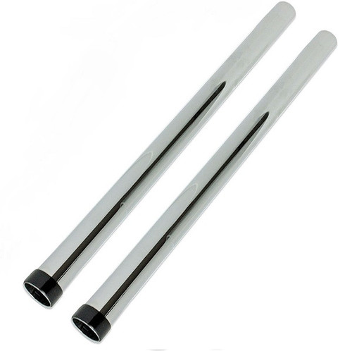 Chrome steel Extension Tubes Universal 32mm x 500mm