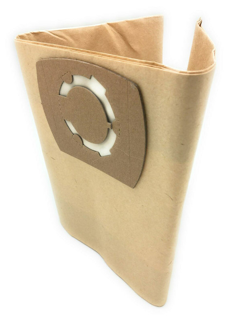 Vacmaster 20 litre Vacuum Cleaner Paper Bag Pack (5)