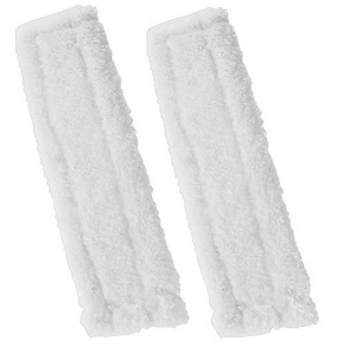 Karcher WV Series microfibre window vac spray bottle pads Pack (2)