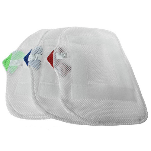Smart living Original & Plus microfibre pads Pack (3)