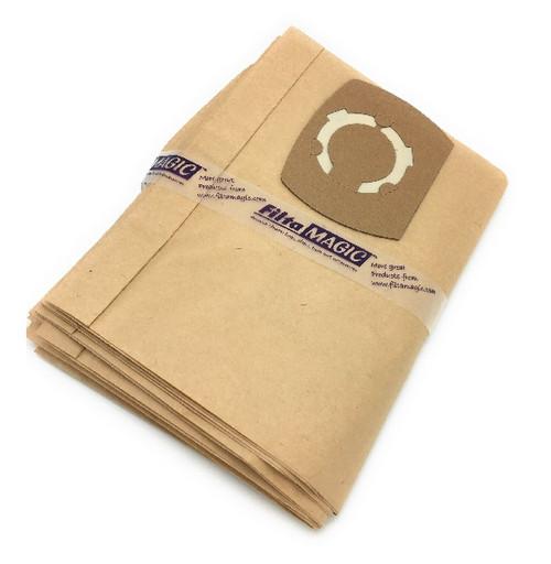 Clarke Vac King 30 litre Paper Bag Pack of 5