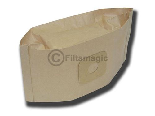 Hoover Commercial Vacuum Cleaner Paper Bag Pack (5)
