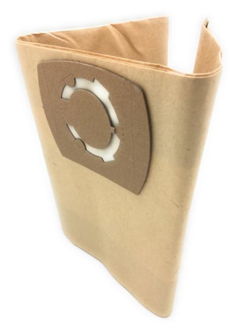 MacAllister 16 Litre Vacuum Cleaner Paper Bag Pack (5)