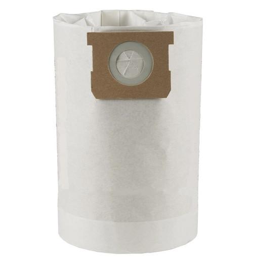 MacAllister 40-50 litre Model Canister Cleaner Paper Bag Pack (5)