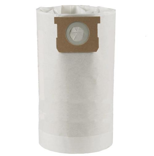 MacAllister 60/80 litre Model Canister Cleaner Paper Bag Pack (5)