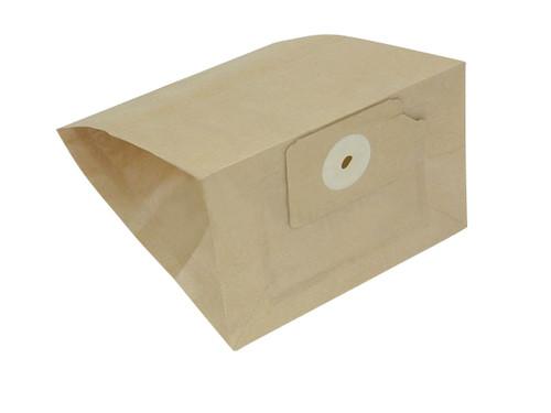Numatic Charles Vacuum Cleaner Paper Bag Pack (5)