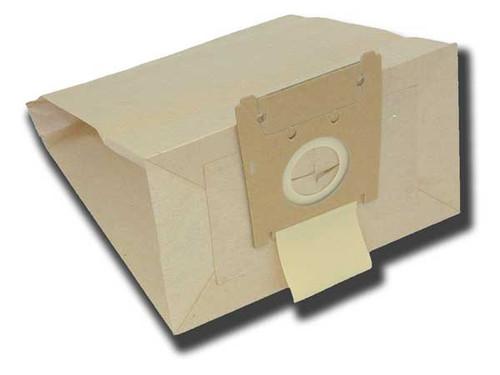 Bosch Type H Activa Vacuum Cleaner Paper Bag Pack (5)