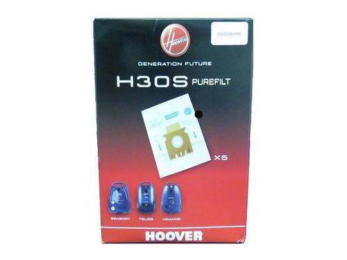 Hoover H30S Super Filtration Vacuum Cleaner Bag Pack (Genuine) (5)
