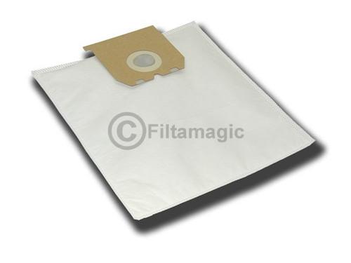 Zanussi AZ1000 Vacuum Cleaner Paper Bag Pack (5)