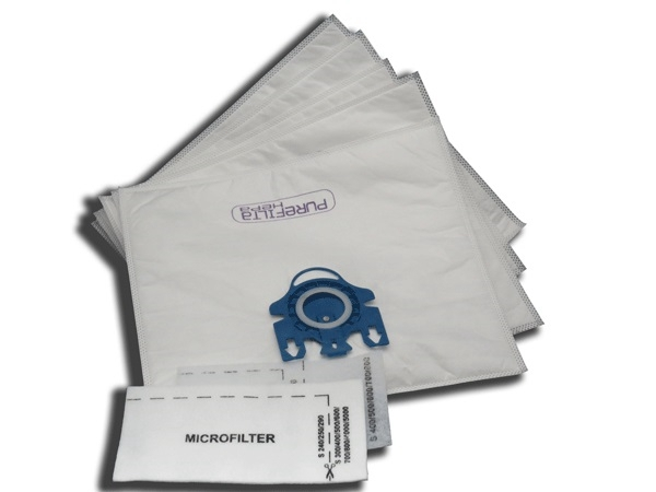 Miele G & N Purefilta HEPA Bag & Filter Pack (10+2)